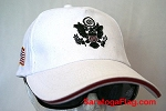 BALLCAP: COAST GUARD Logo Seal